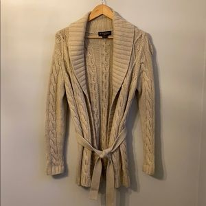 Brooks Brothers Saxxon wool cardigan